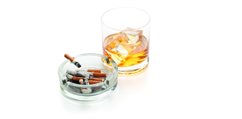 Self Care: Alcohol and Smoking