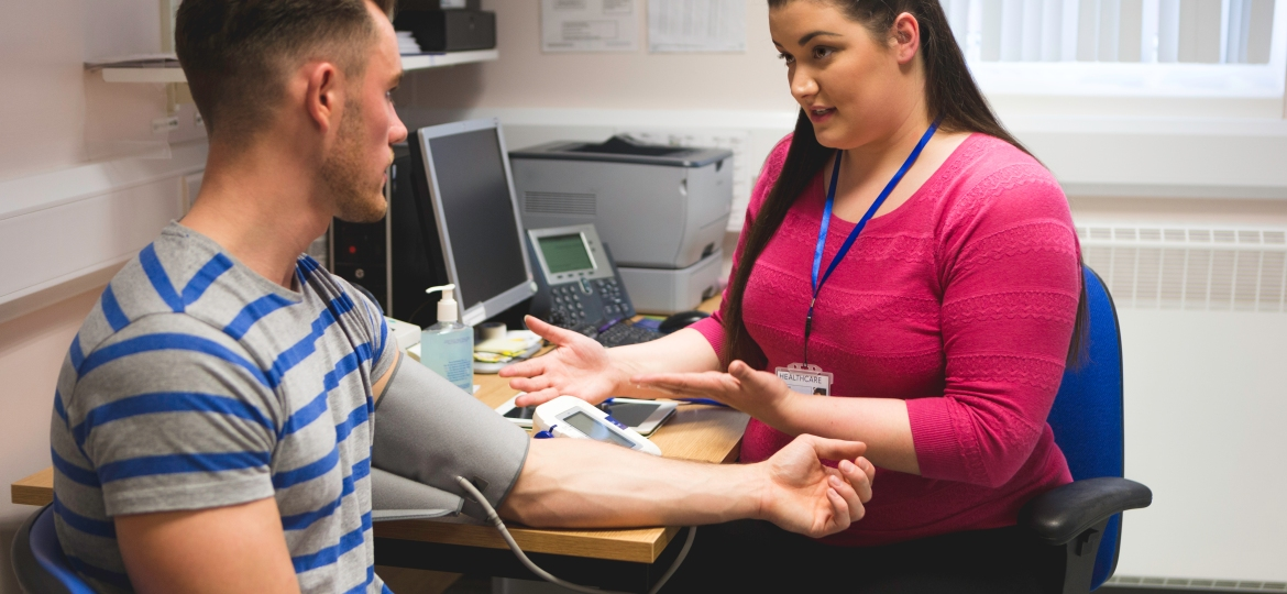 What is blood pressure? How is high and low blood pressurecaused?